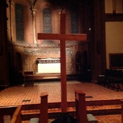 The Cross at Saint James