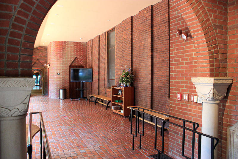 The Narthex at Saint James