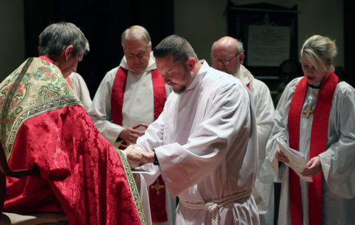 The Ordination of Rev. Richard C. Bauerx