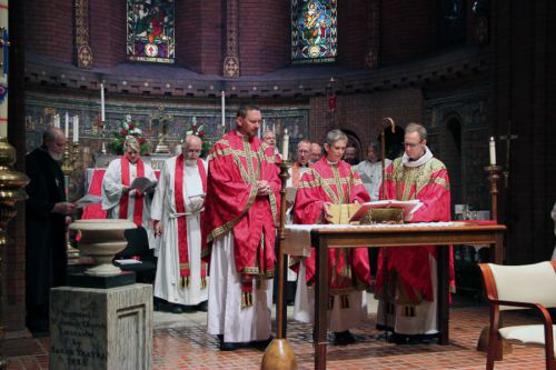 The Ordination of Rev. Richard C. Bauer