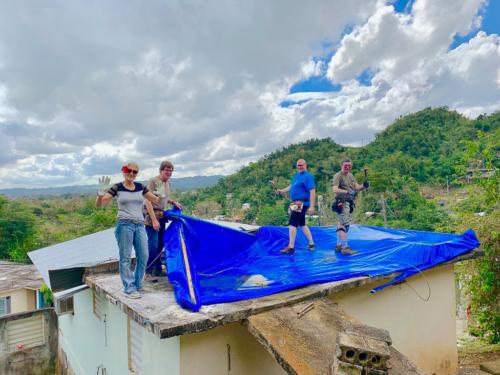 Puerto Rico Return Mission Trip - 2019
